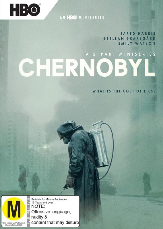 Chernobyl on DVD