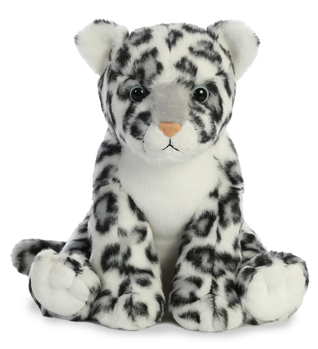 Aurora: Destination Nation - Snow Leopard Plush