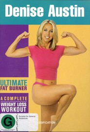 Denise Austin - Ultimate Fat Burner on DVD image