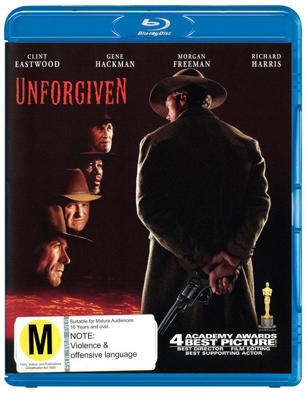 Unforgiven on Blu-ray