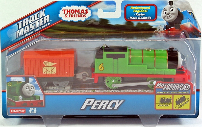 Thomas & Friends Track Master - Percy image
