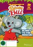 Blinky Bill To The Rescue on DVD