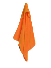 Mum 2 Mum Hooded Towel - Orange image
