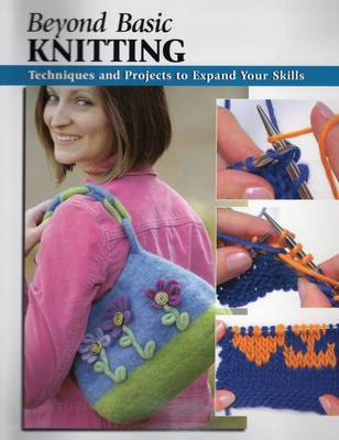 Beyond Basic Knitting by Leigh Ann Berry image