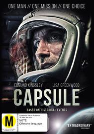 Capsule on DVD