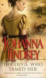 The Devil Who Tamed Her by Johanna Lindsey image