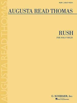 Rush by Augusta Read Thomas image