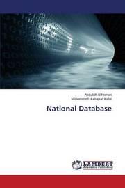 National Database by Noman Abdullah Al