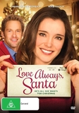 Love Always Santa on DVD