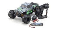 Kyosho 1/10 EP 2WD Monster Tracker Readyset Type 1 - (Green)