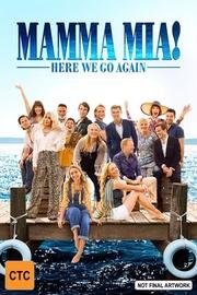 Mamma Mia: Here We Go Again! on UHD Blu-ray