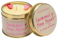 Bomb Cosmetics Candle - Caramel & Pink Pepper