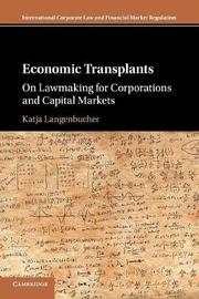 International Corporate Law and Financial Market Regulation by Katja Langenbucher