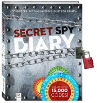 Kaleidoscope - Secret Spy Diary