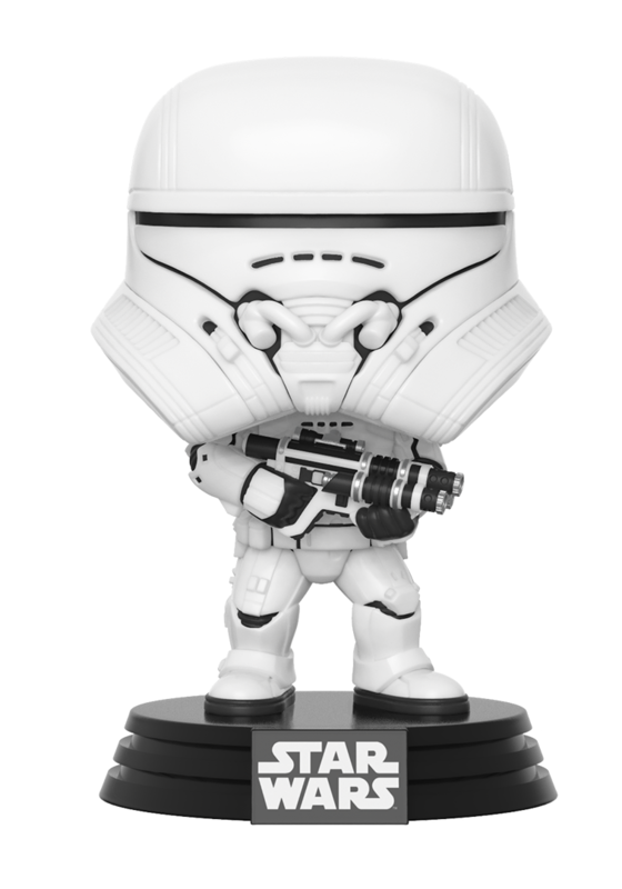 Star Wars: First Order Jet Trooper - Pop! Vinyl Figure