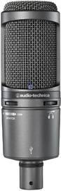 Audio-Technica AT2020 USB+ Condenser Cardoid Microphone for