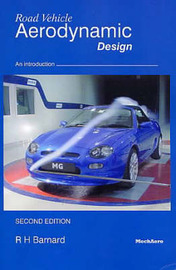 Road Vehicle Aerodynamic Design: An Introduction by R.H. Barnard image
