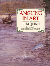Angling in Art by Tom Quinn image