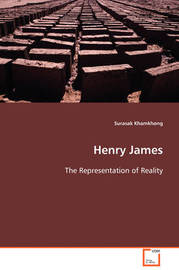 Henry James by Surasak Khamkhong image