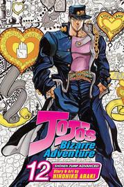 Jojo's Bizarre Adventure: Part 3--Stardust Crusaders, Vol. 12 by Hirohiko Araki