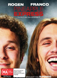 Pineapple Express on DVD