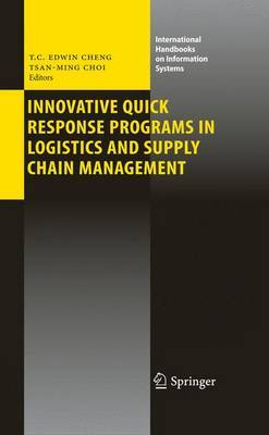 Innovative Quick Response Programs in Logistics and Supply Chain Management image