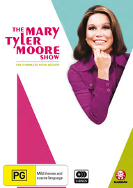 The Mary Tyler Moore Show: The Complete Season 5 on DVD