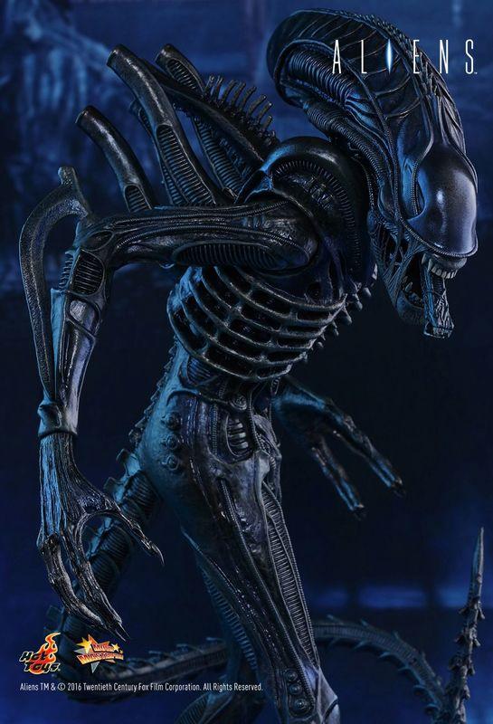 """Aliens: Alien Warrior - 13"""" Articulated Figure"""