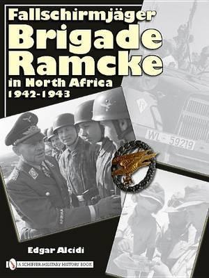 Fallschirmjager Brigade Ramcke in North Africa, 1942-1943 by Edgar Alcidi image