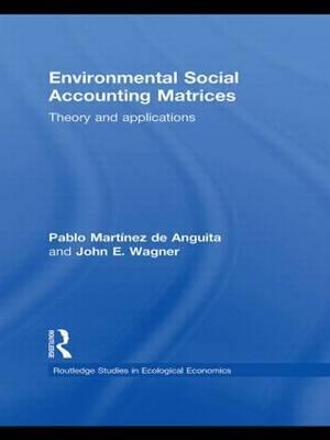 Environmental Social Accounting Matrices by Pablo Martinez de Anguita image