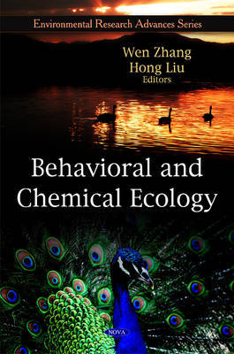 Behavioral & Chemical Ecology by Wen Zhang