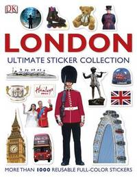 London Ultimate Sticker Collection by DK Travel