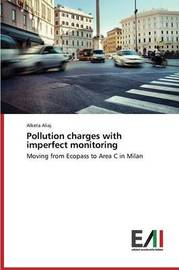 Pollution Charges with Imperfect Monitoring by Aliaj Alketa