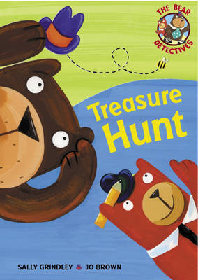 Treasure Hunt by Sally Grindley