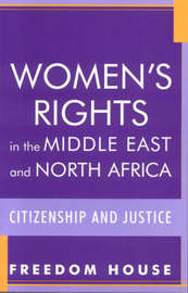 Women's Rights in the Middle East and North Africa by Freedom House image