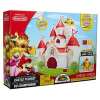 World of Nintendo: Mushroom Kingdom Castle Playset image