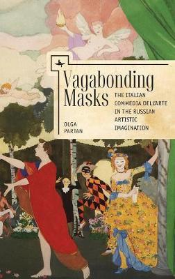 Vagabonding Masks by Olga Partan image