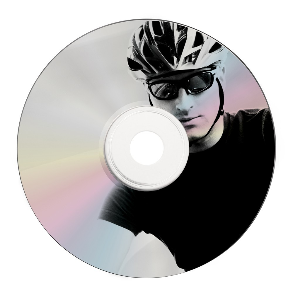 Verbatim CD-R 700MB Bulk Silver Shiny 52x (100 Pack) image