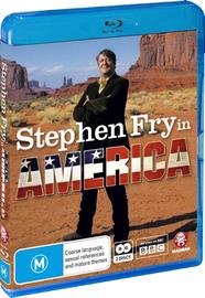 Stephen Fry in America on Blu-ray