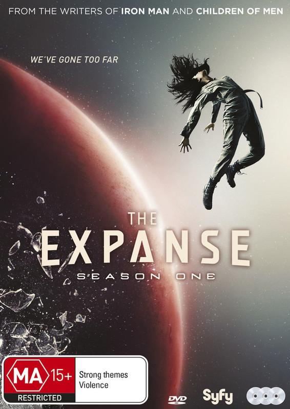 The Expanse - Season One on DVD