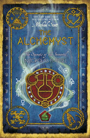 The Alchemyst (Nicholas Flamel #1) by Michael Scott image