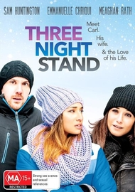Three Night Stand on DVD