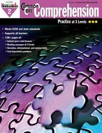 Common Core Comprehension Grade 2 image