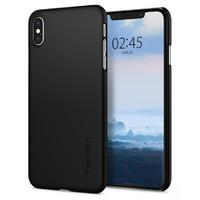 Spigen: Thin Fit Case for iPhone XS Max - Black