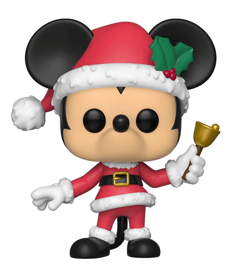 Disney: Holiday Mickey Mouse - Pop! Vinyl Figure image