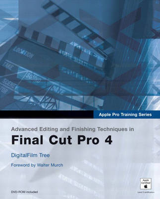 Advanced Editing and Finishing Techniques Infinal Cut Pro 4 by DigitalFilm Tree image