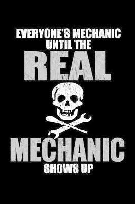 Everyone's Mechanic Until the Real Mechanic Shows Up by Janice H McKlansky Publishing image
