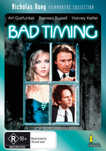 Bad Timing on DVD