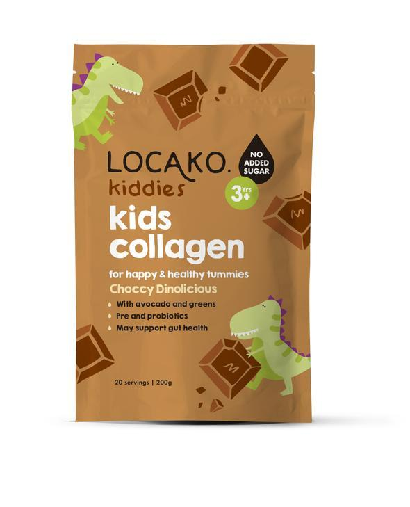 Locako: Kids Collagen - Choccy Dinolicious (200g)