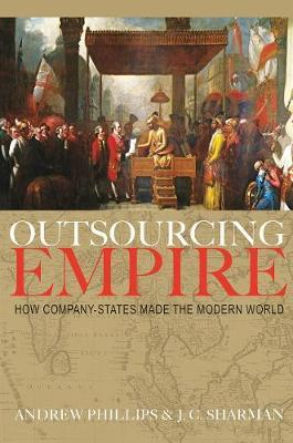 Outsourcing Empire by Andrew Phillips